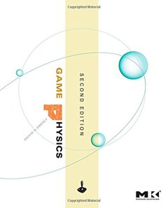 Game Physics, 2/e (Hardcover)-cover