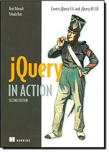 jQuery in Action, 2/e (Paperback)-cover
