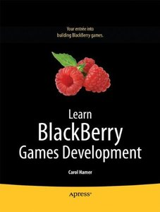 Learn BlackBerry Games Development (Paperback)-cover