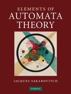 Elements of Automata Theory (Hardcover)