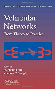 Vehicular Networks: From Theory to Practice (Hardcover)-cover