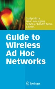 Guide to Wireless Ad Hoc Networks (Hardcover)-cover