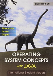 Operating System Concepts with Java, 8/e (IE-Paperback)-cover