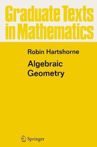 Algebraic Geometry (Hardcover)-cover