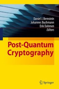 Post-Quantum Cryptography (Hardcover)-cover