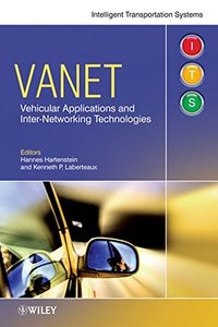 VANET Vehicular Applications and Inter-Networking Technologies (Hardcover)-cover