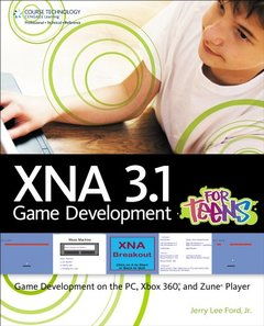 XNA 3.1 Game Development for Teens (Paperback)-cover