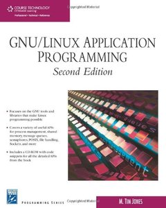 GNU/Linux Application Programming, 2/e (Paperback)-cover