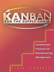 Kanban for the Supply Chain: Fundamental Practices for Manufacturing Management (Paperback)-cover