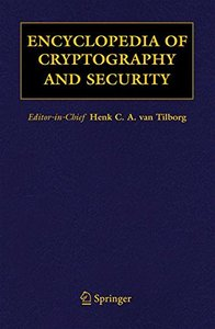 Encyclopedia of Cryptography and Security (Hardcover)-cover