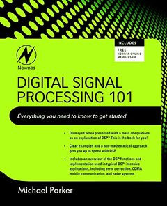 Digital Signal Processing 101: Everything you need to know to get started (Paperback)-cover