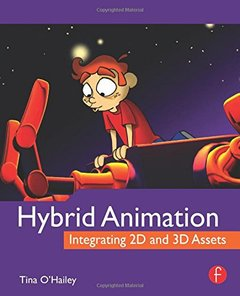 Hybrid Animation: Integrating 2D and 3D Assets (Paperback)-cover