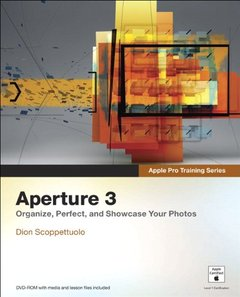 Apple Pro Training Series: Aperture 3 (Paperback)-cover