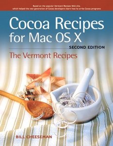 Cocoa Recipes for Mac OS X, 2/e (Paperback)-cover