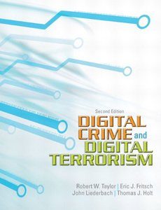 Digital Crime, Digital Terrorism, 2/e (Paperback)-cover