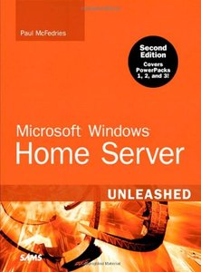 Microsoft Windows Home Server Unleashed, 2/e (Paperback)-cover