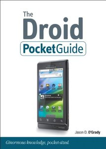 The Droid Pocket Guide (Paperback)-cover