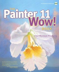 The Painter 11 Wow! Book (Paperback)-cover