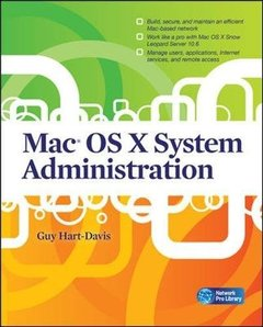 Mac OS X System Administration (Paperback)-cover