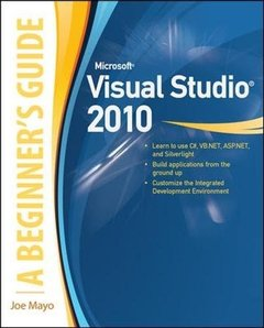 Microsoft Visual Studio 2010: A Beginner's Guide (Paperback)-cover