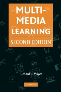 Multimedia Learning, 2/e (Paperback)-cover
