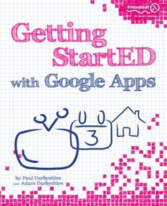 Getting StartED with Google Apps (Paperback)-cover