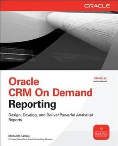 Oracle CRM On Demand Reporting (Paperback)-cover