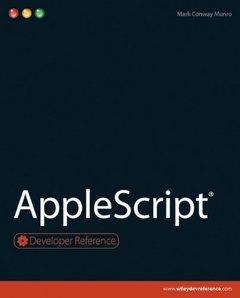 AppleScript (Paperback)-cover