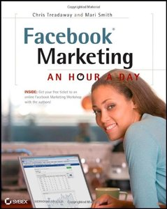 Facebook Marketing: An Hour a Day (Paperback)-cover