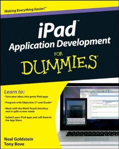 iPad Application Development For Dummies (Paperback)-cover