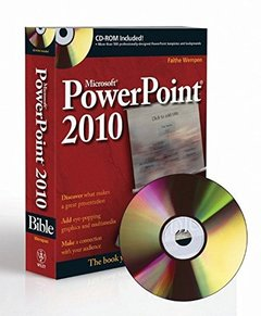 PowerPoint 2010 Bible (Paperback)-cover