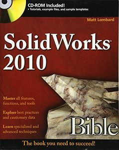 SolidWorks 2010 Bible (Paperback)-cover