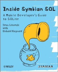 Inside Symbian SQL: A Mobile Developer's Guide to SQLite (Paperback)-cover