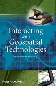 Interacting with Geospatial Technologies (Hardcover)-cover