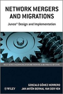 Network Mergers and Migrations: Junos Design and Implementation (Paperback)-cover