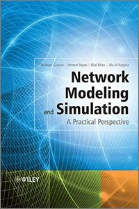 Network Modeling and Simulation: A Practical Perspective (Hardcover)-cover