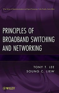 Principles of Broadband Switching and Networks (Hardcover)-cover