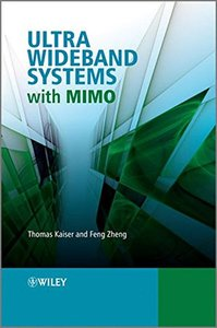 Ultra Wideband Systems with MIMO (Hardcover)-cover