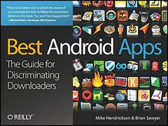 Best Android Apps (Paperback)-cover