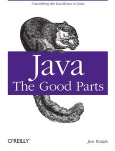 Java: The Good Parts (Paperback)-cover