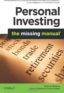 Personal Investing: The Missing Manual (Paperback)-cover