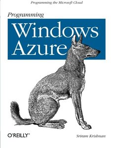 Programming Windows Azure: Programming the Microsoft Cloud (Paperback)-cover
