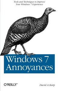 Windows 7 Annoyances : Tips, Secrets, and Solutions (Paperback)-cover