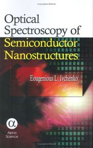 Optical Spectroscopy of Semiconductor Nanostructures (Hardcover)-cover
