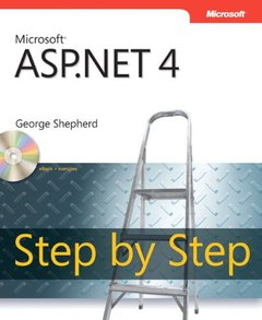 Microsoft ASP.NET 4 Step by Step (Paperback)-cover