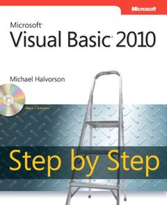 Microsoft Visual Basic 2010 Step by Step (Paperback)-cover