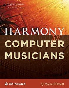 Harmony for Computer Musicians (Paperback)-cover