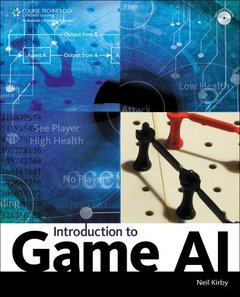 Introduction to Game AI (Paperback)-cover