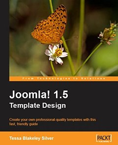 Joomla! 1.5 Template Design, 2/e (Paperback)-cover