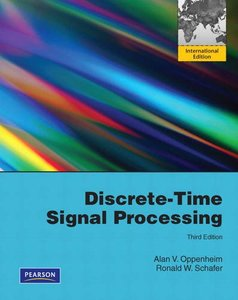 Discrete-Time Signal Processing, 3/e (IE-Paperback)-cover